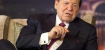 Sheldon Adelson, dueño de Las Vegas Sands Corporation