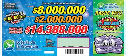 loteria y casino de mendoza