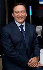 Sam Basile, director general de Zitro EE.UU.