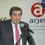 Jean François Villotte, presidente de ARJEL