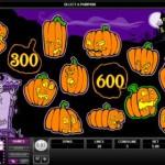 Halloweenies cuenta con cinco carretes y 20 líneas de pago