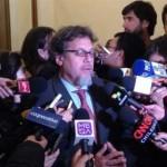 Ricardo Lagos Weber, senador por Viña del Mar