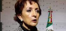 Marcela González Salas, directora de Juegos y Sorteos de la Secretaría de Gobernación