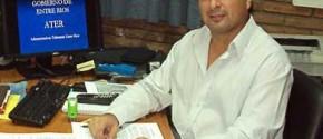 Marcelo Casaretto, titular de la Administradora Tributaria de Entre Ríos (ATER)