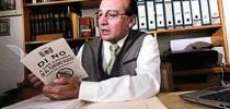 """Daniel Olivares Villagómez, de la organización """"Di No a los Casinos"""""""